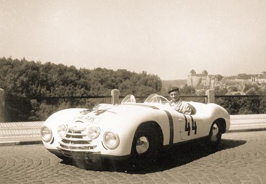 ŠKODA Sport 1950 Le Mans