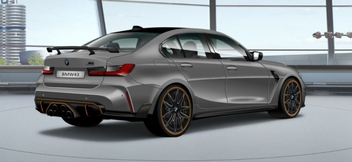 BMW-M4-CSL-Render-Rear