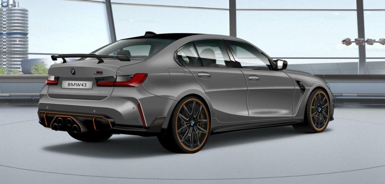 BMW-M4-CSL-Render-Rear