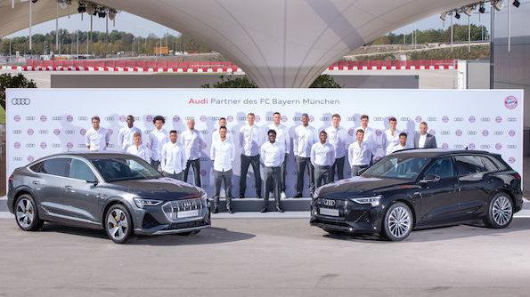 Audi FC Bayern Monachium