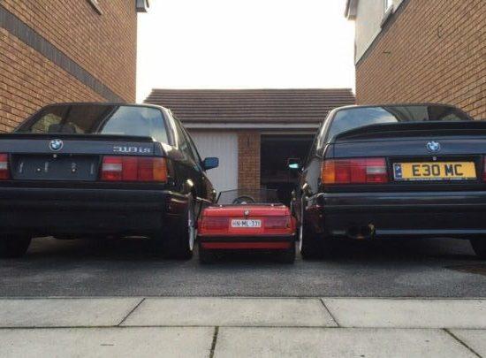 Alpha BMW E30