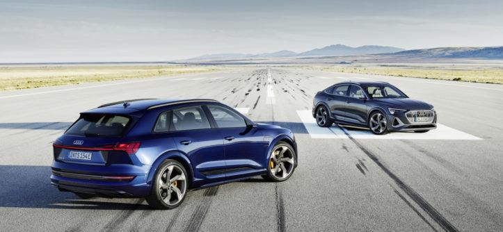 Audi e-tron S oba modele