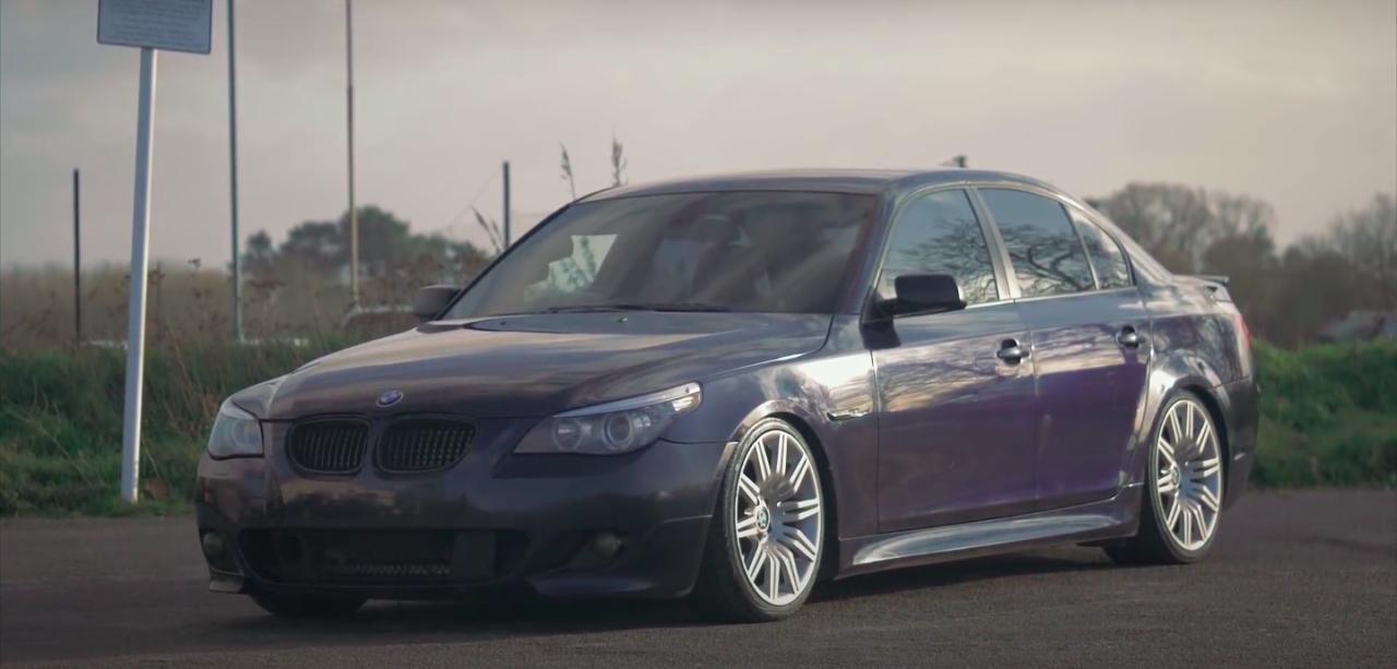 BMW E60 2JZ GTE