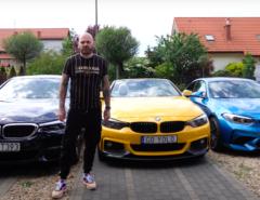 BMW M2 złodzieje