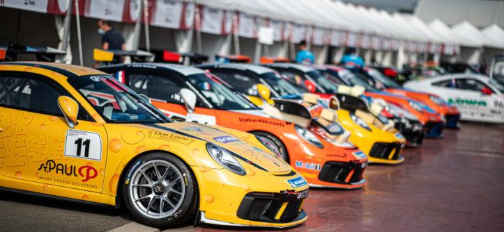 Porsche 911 GT3 Cup,