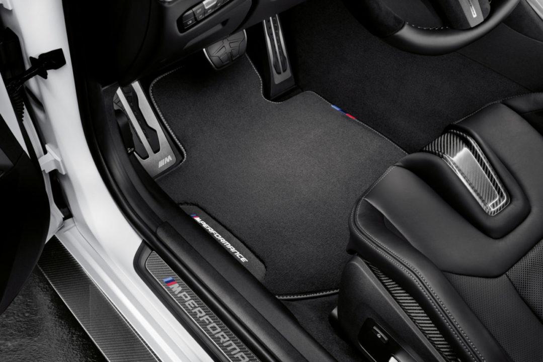 BMW M3 akcesoria