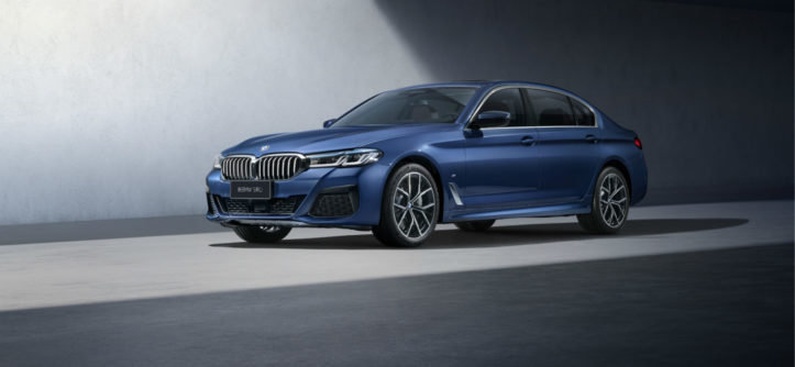 BMW serii 5 LONG CHINA
