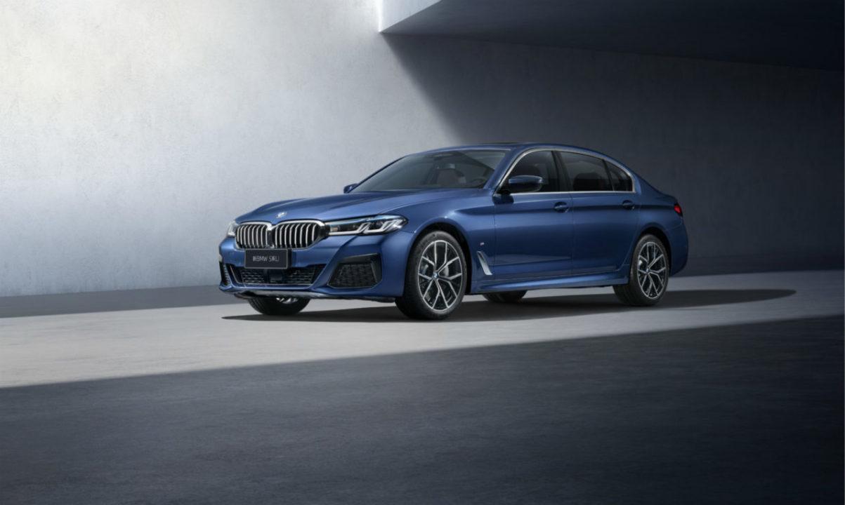 BMW serii 5 LONG CHINA