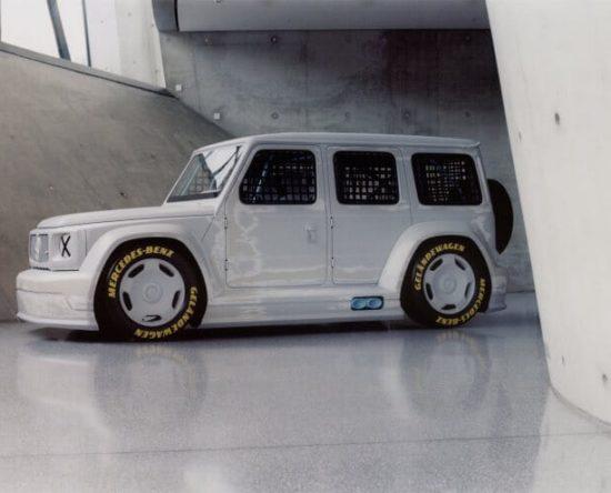 Streetwear x Mercedes: Project Gelaendewagen_1
