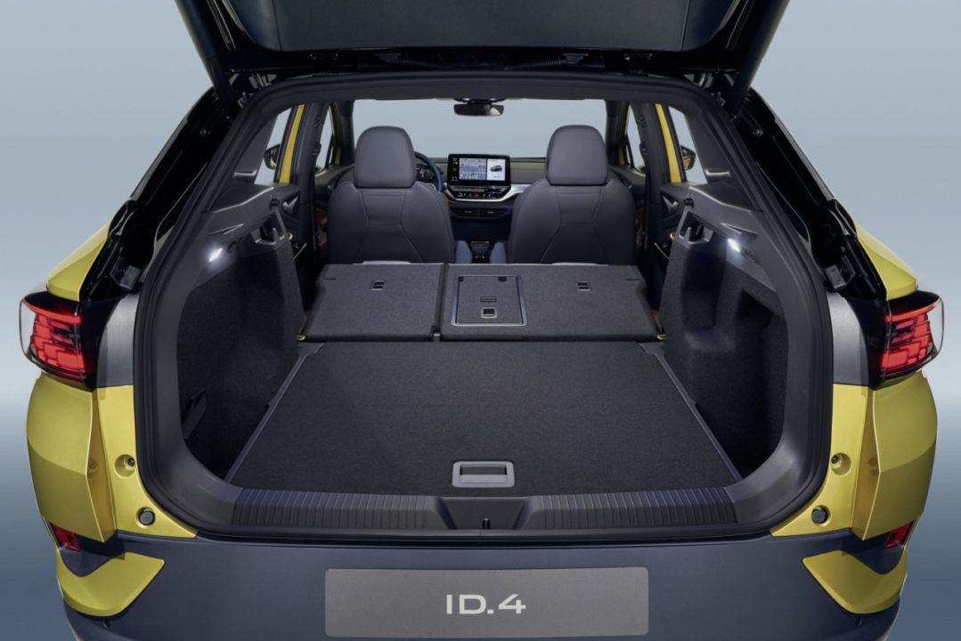 Volkswagen ID.4 bagażnik