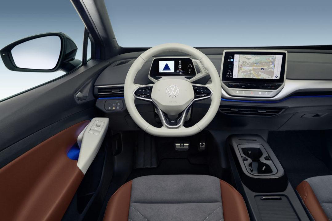Volkswagen ID.4 kokpit