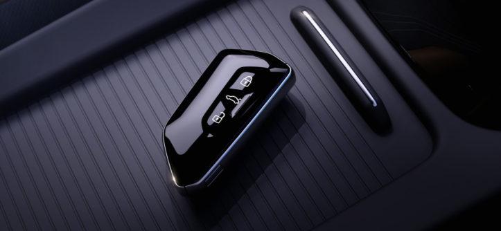 kluczyk VW ID.4