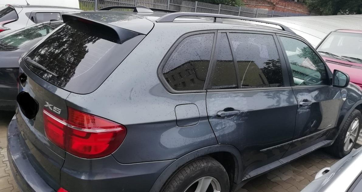 skradzione BMW X5