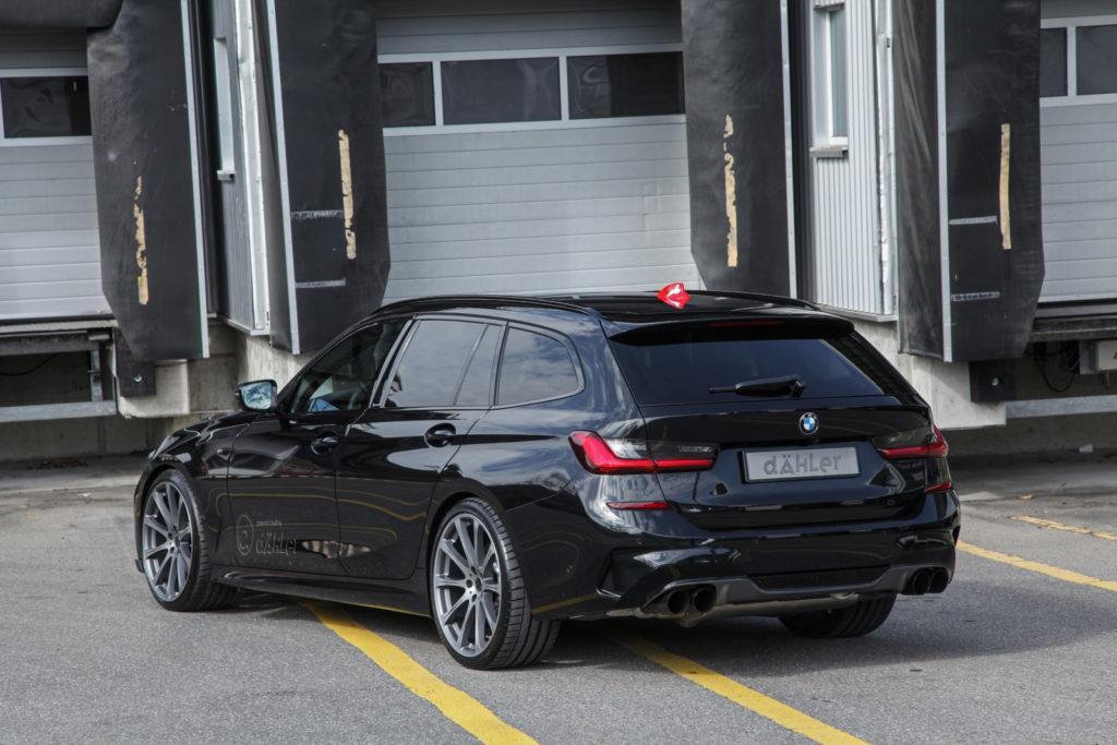 Tuning BMW F30 M340i Dahler tył auta