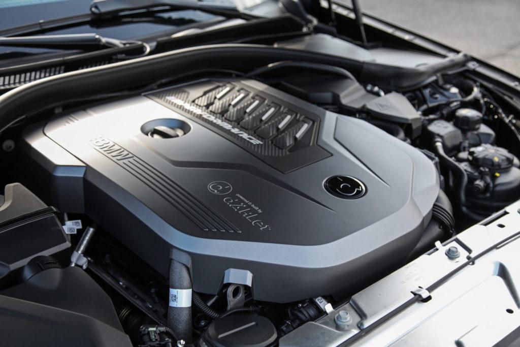 Tuning BMW F30 M340i Dahler silnik