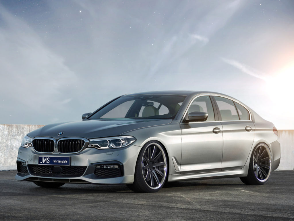 Tuning BMW serii 5 G30 oferta JMS Fahrzeugteile