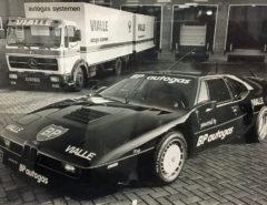 BMW M1 Ertl LPG