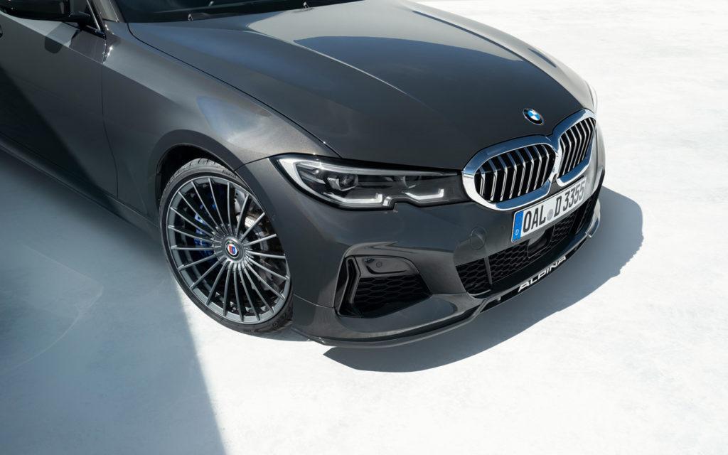 BMW_ALPINA_D3_S przód auta