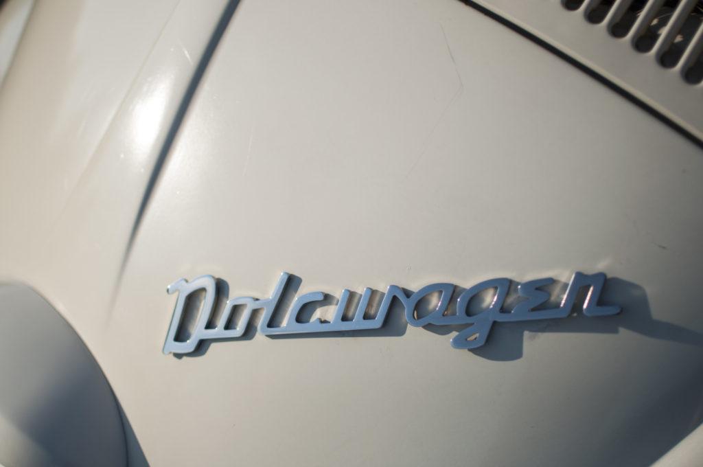 VW Garbus 1200 1965 r. napis Dolcewagen