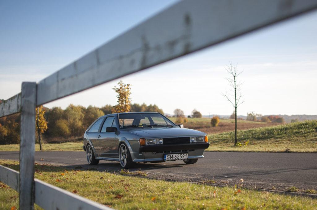 VW Scirocco II GTX