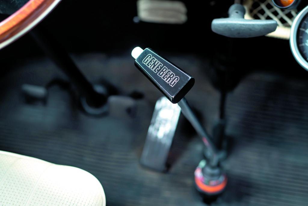 VW T2 Westfalia AB tuning dźwignia zmiany biegów