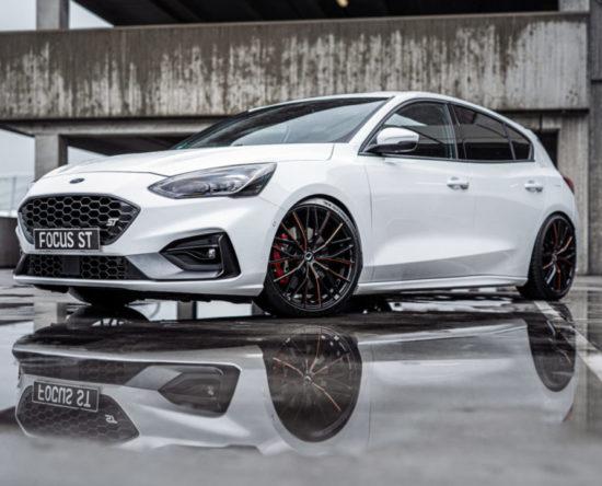 Ford Focus ST tuning felgi Barracuda