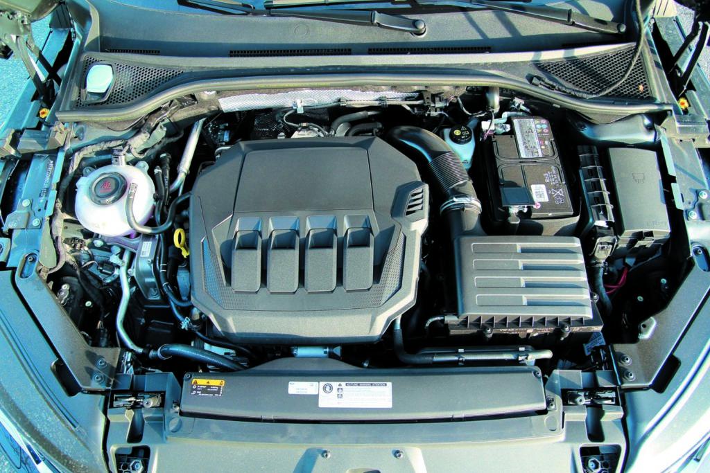 Volkswagen Arteon 2.0 TSI 4Motion silnik