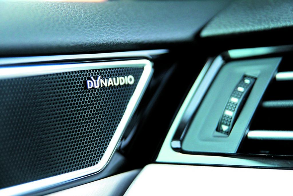 Volkswagen Arteon 2.0 TSI 4Motion głośnik systemy Dynaudio