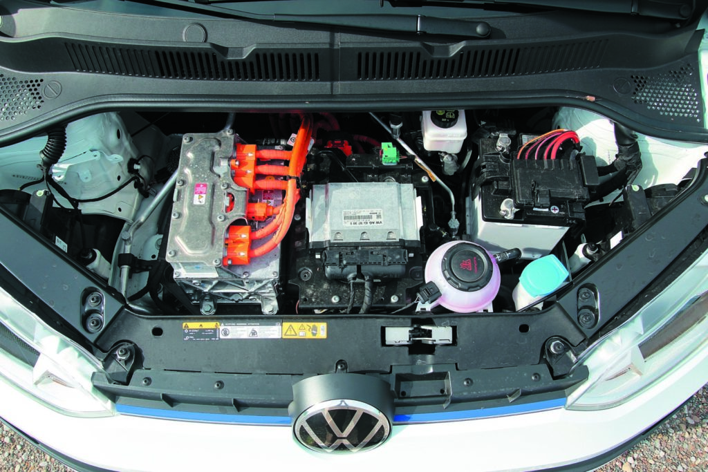 VW e-up! silnik