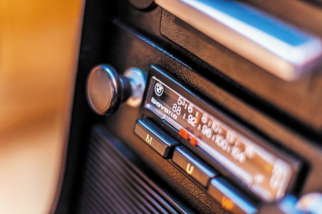BMW 1502 radio bavaria