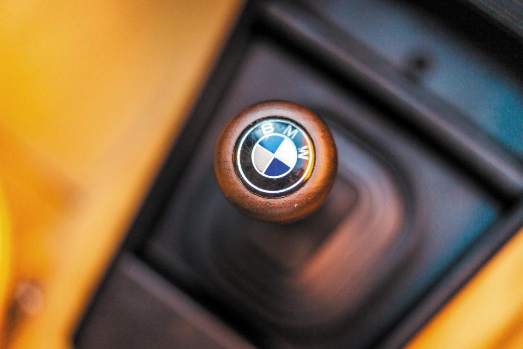 BMW 1502 gałka zmiany biegów