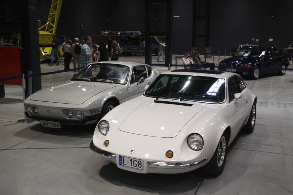 Auto Nostalgia 2020 VW Puma i SP2