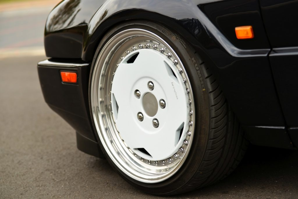 VW Corrado R36 4-Motion koło OZ Breyton