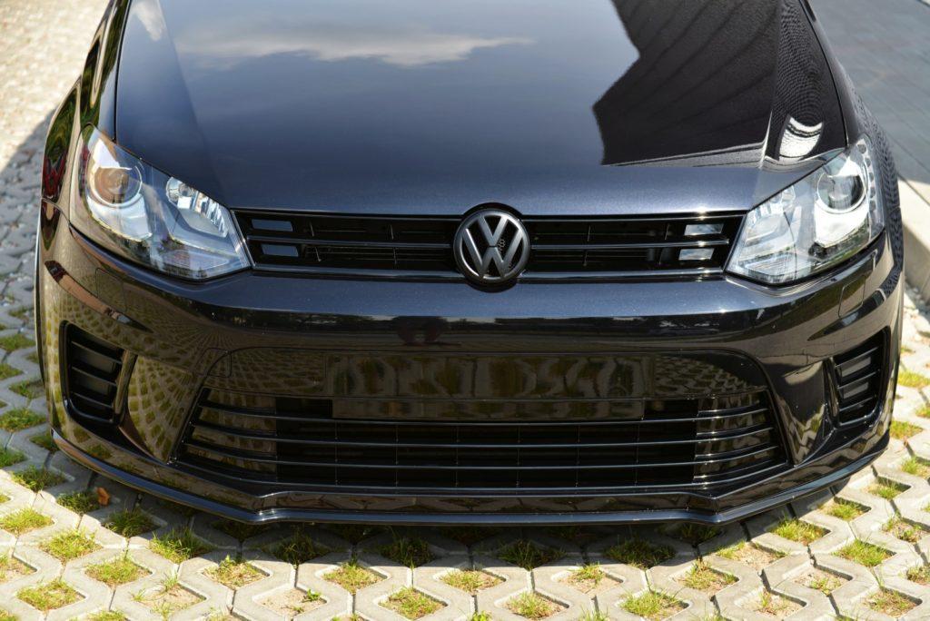 Tuning VW Polo 6R przód auta