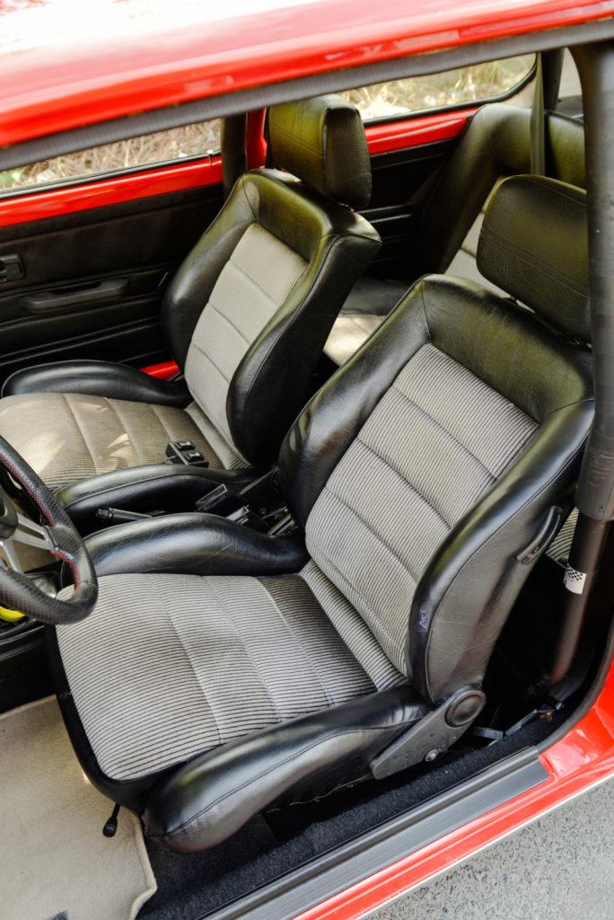 VW Golf Mk 1 fotele przednie