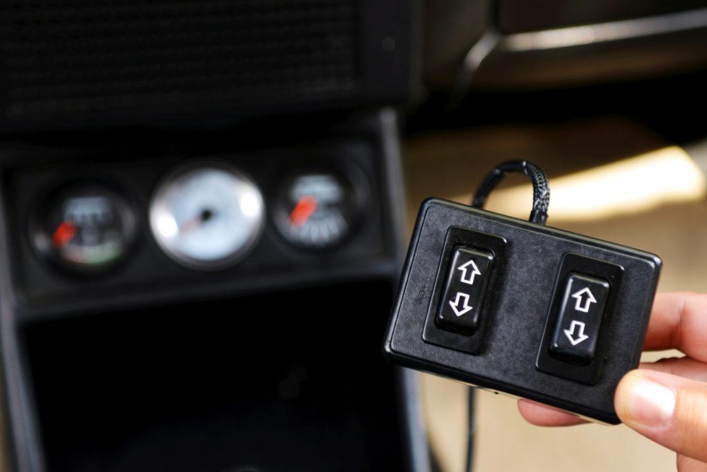 VW Golf Mk 1 sterowanie air ride