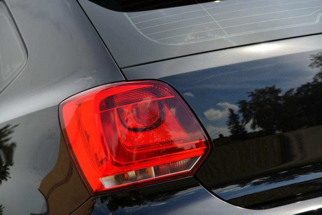 Tuning VW Polo 6R tylna lampa