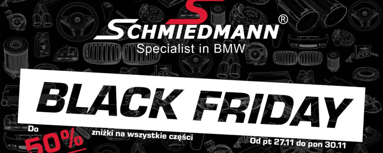 Black Friday Schmiedmann - Polska