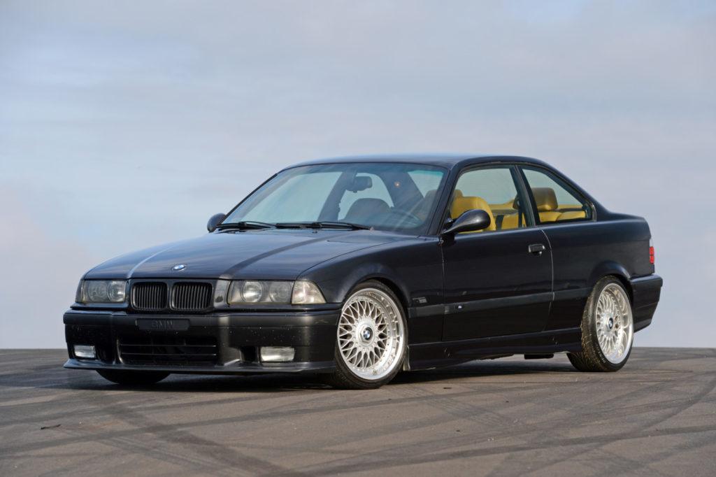BMW E36 coupé 328i