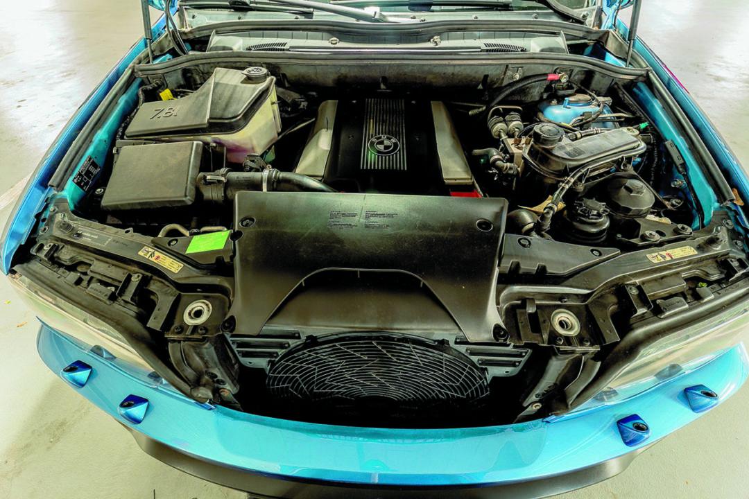 Silnik BMW X5 E53 4.6 is
