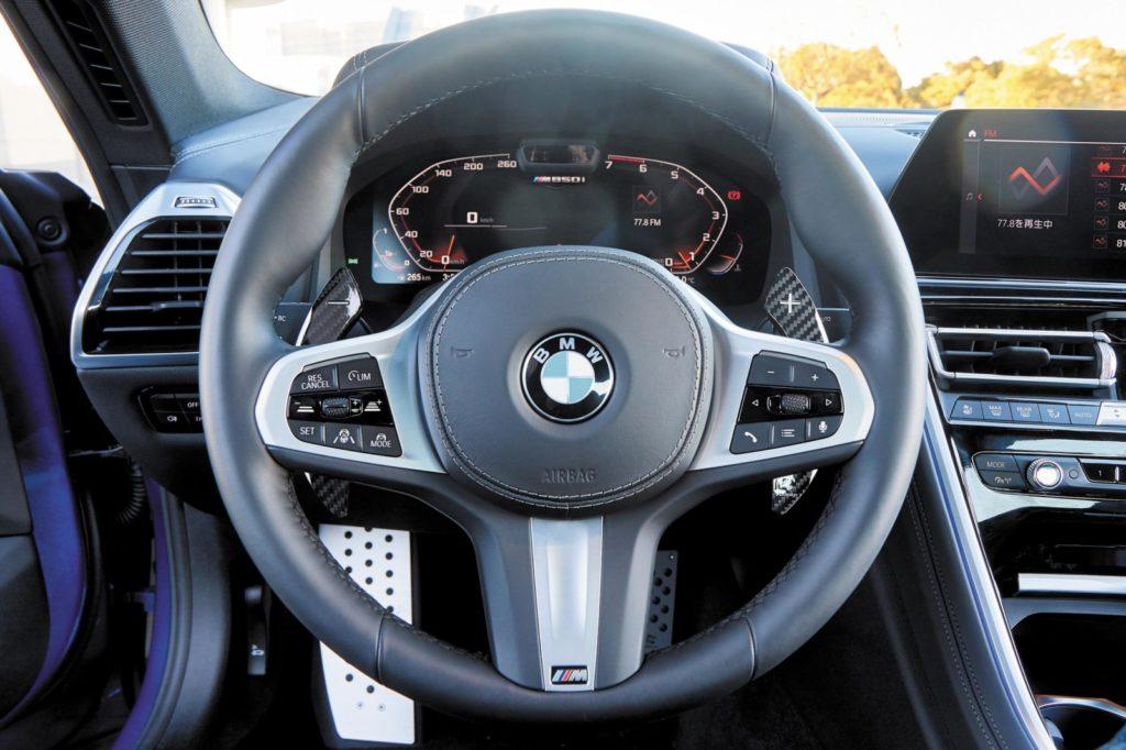 Tuning BMW M850i 2DDesign kierownica