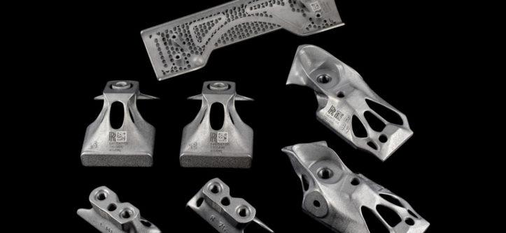 BMW 3D drukowanie fabryka elementy produkcja