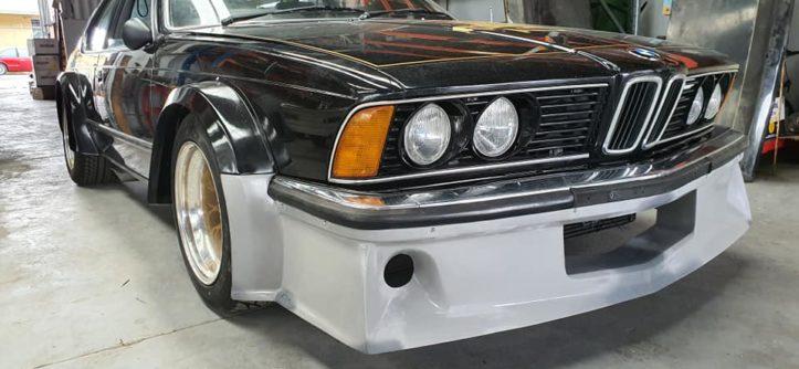 BMW E24 John Player Special