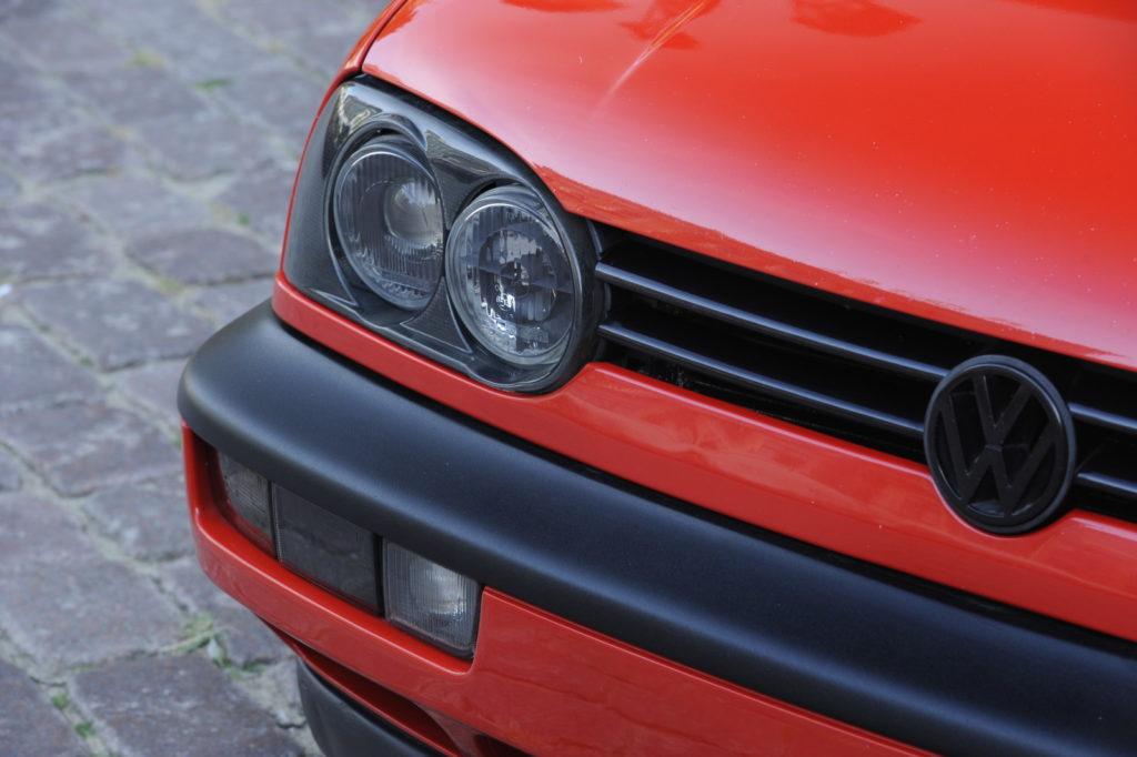 VW Golf III GTI Edition tuning reflektor przedni