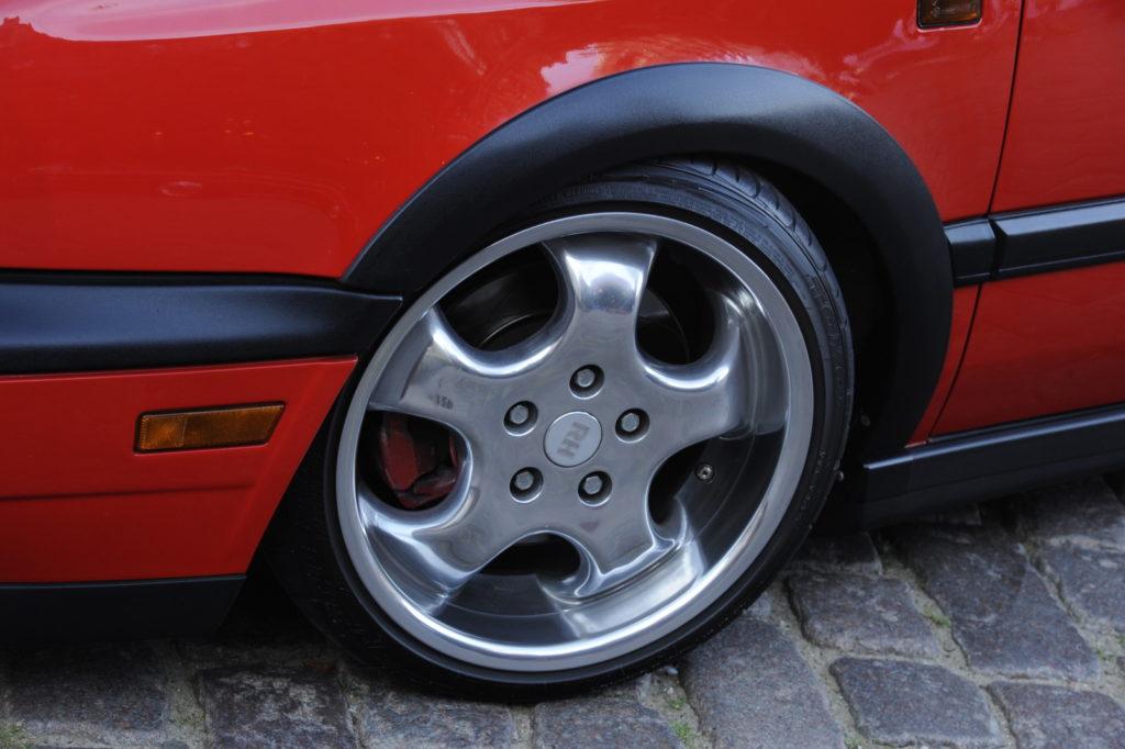 VW Golf III GTI Edition tuning koło