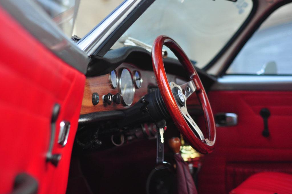 Karmann Ghia Typ 14 1971 r.