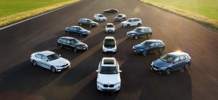 BMW gama