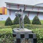 Daytona International Speedway pomnik