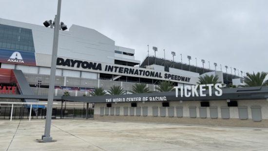Daytona International Speedway wejście