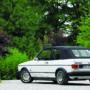 Tuning VW Golfa 1 cabrio widok od tyłu